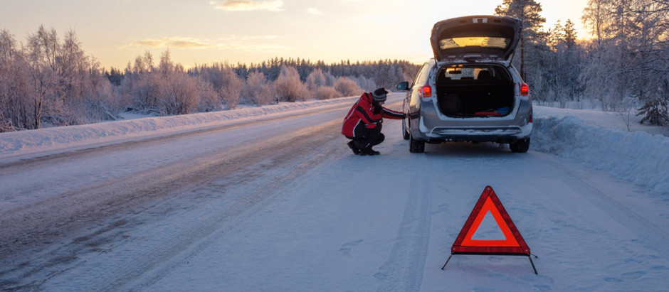 How to Avoid Car Accidents During the Holidays