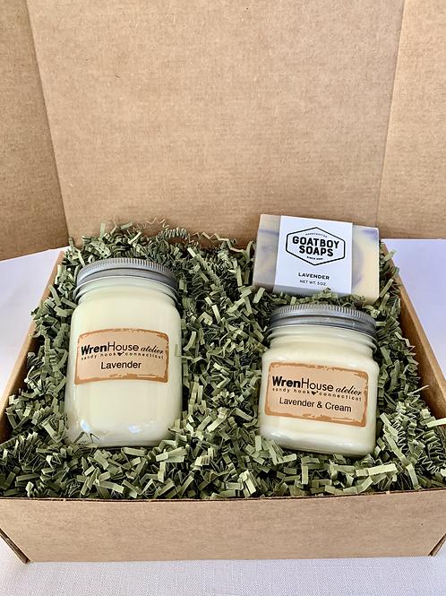 Lavender Lover's Gift Box