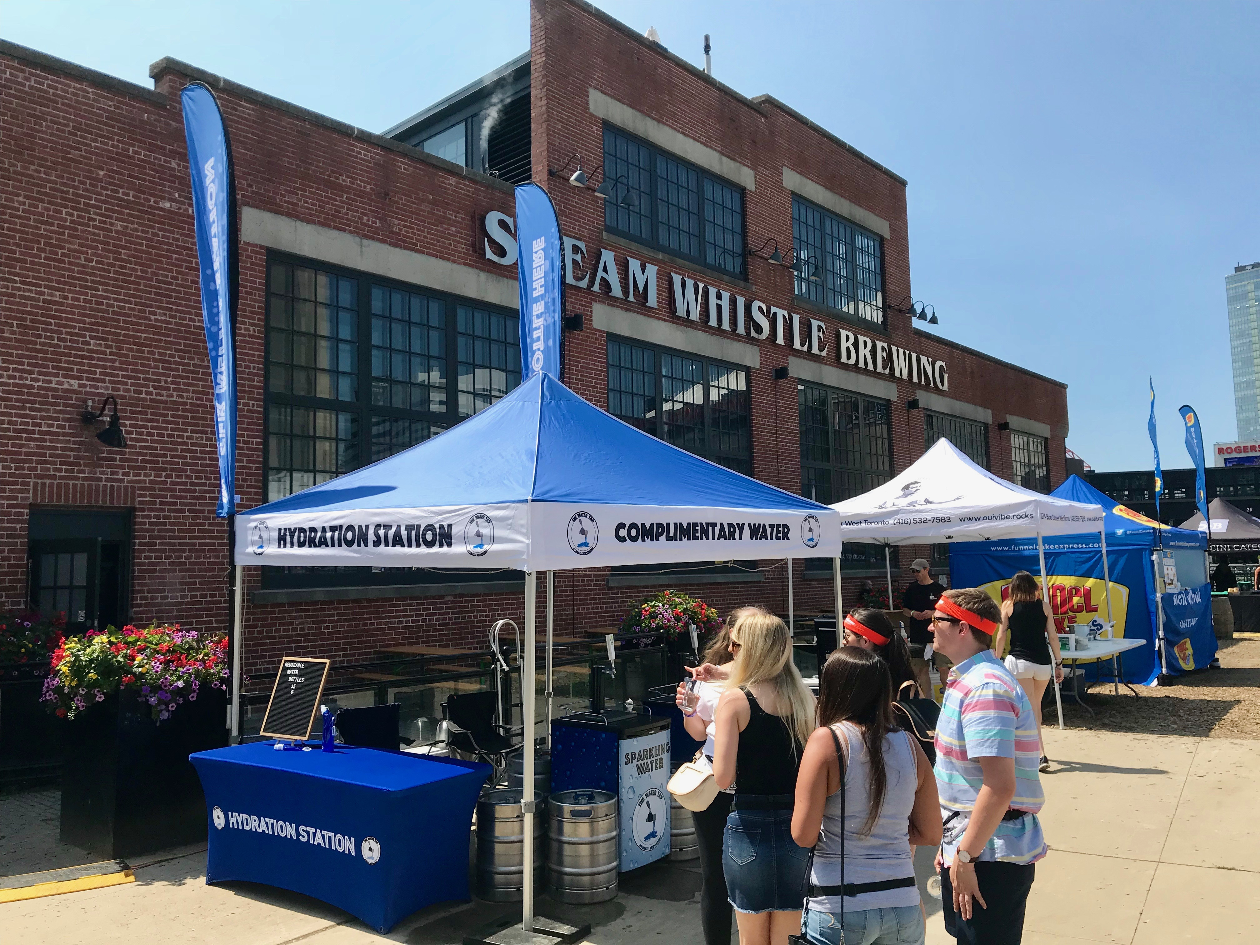 Steam Whistle Roundhouse Craft Beer