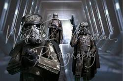 Stormtrooper Composite from greenscreen