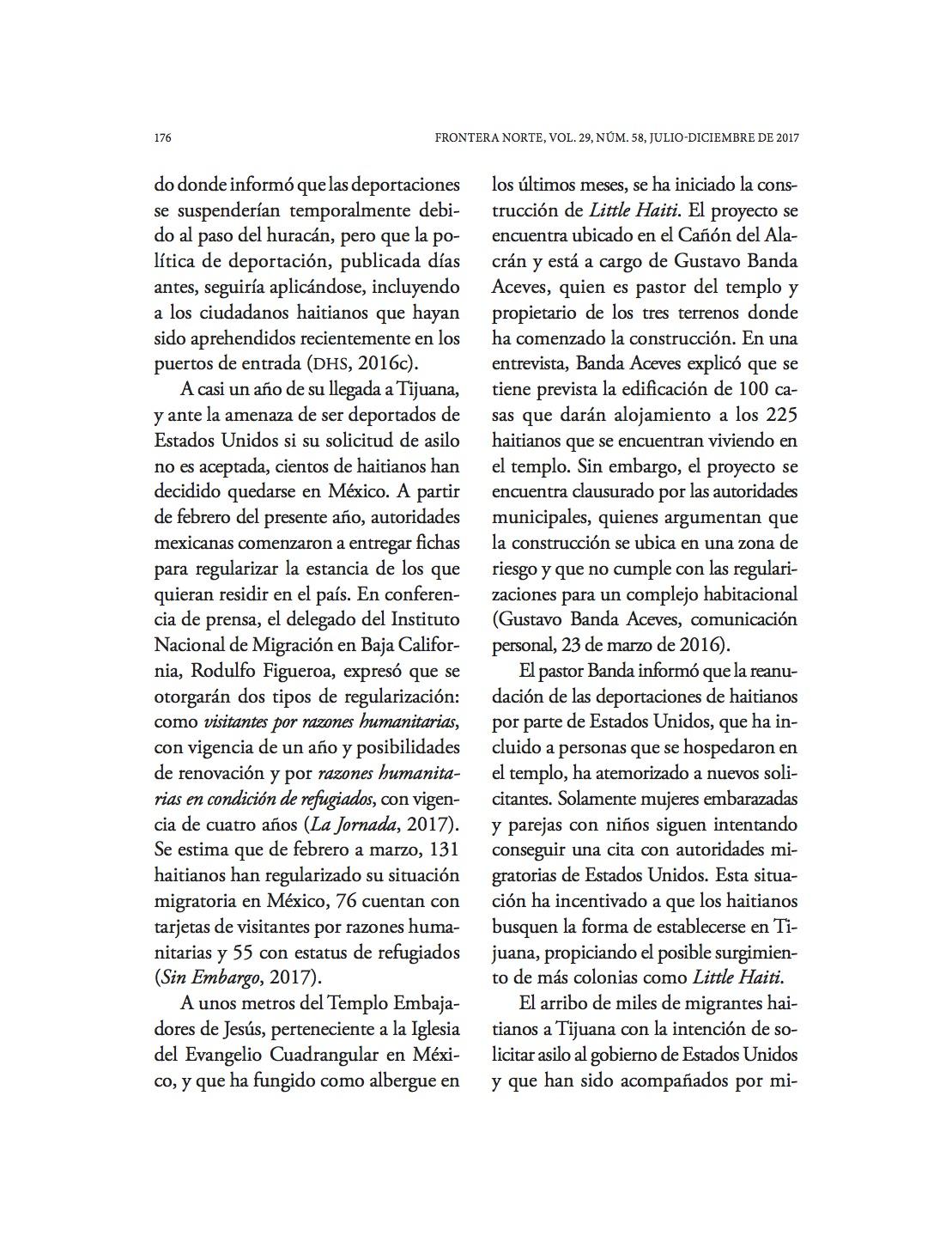 Haitianos en Tijuana - Alarcon y Ortiz FN 2017 (6)