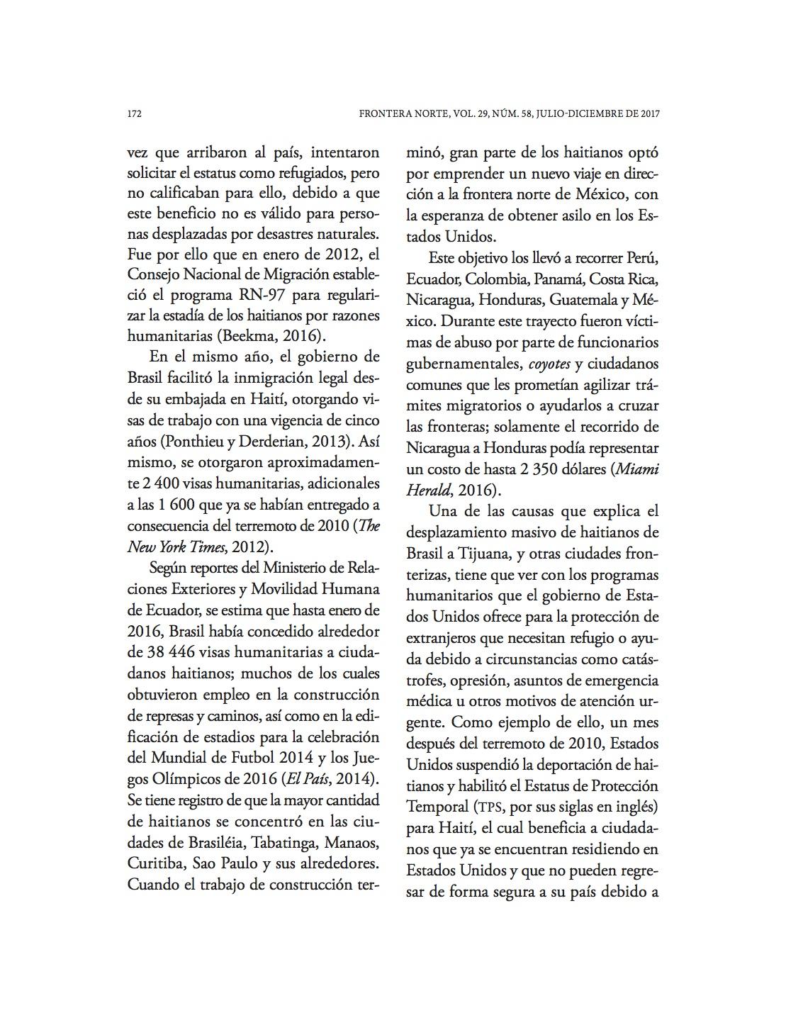 Haitianos en Tijuana - Alarcon y Ortiz FN 2017 (2)