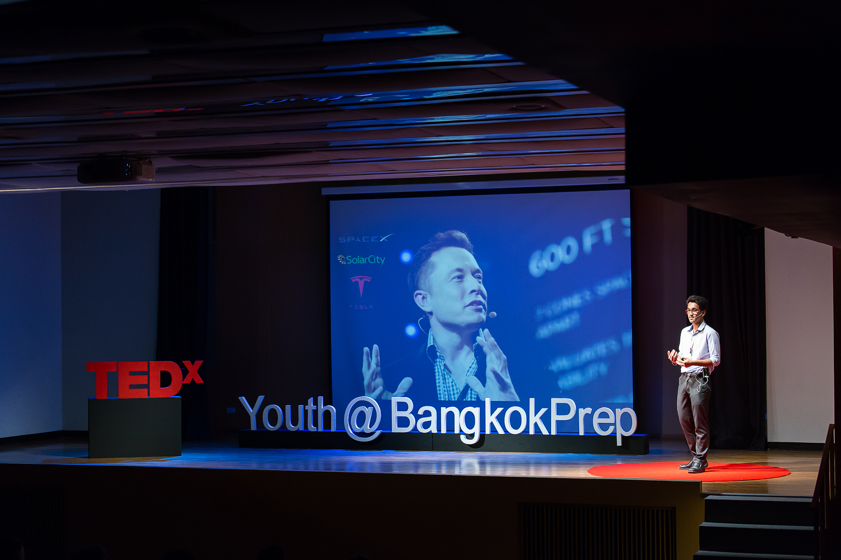 TED talk-42