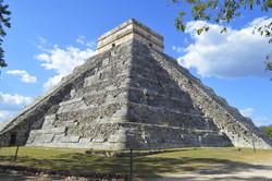 Le Mexique (Yucatan)