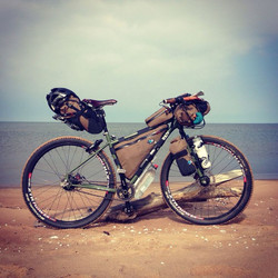 Surly Ogre Bikepacking Pinterest