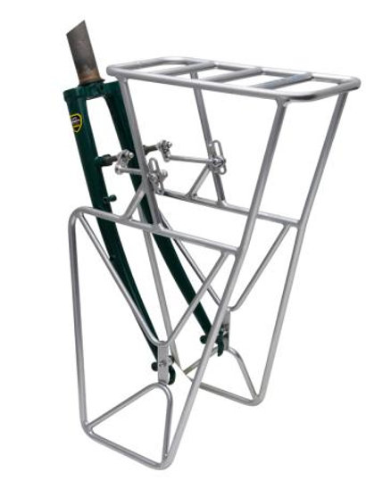 """NITTO - F25 Lowerider Front Rack (for 26"""", 650b or 700c)"""