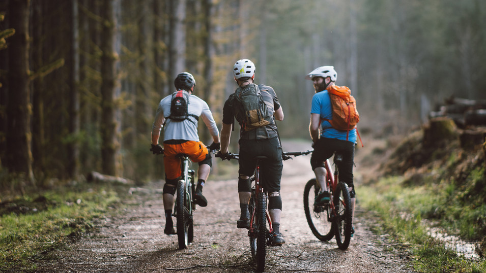 Pacific Northwest Mountain Biking