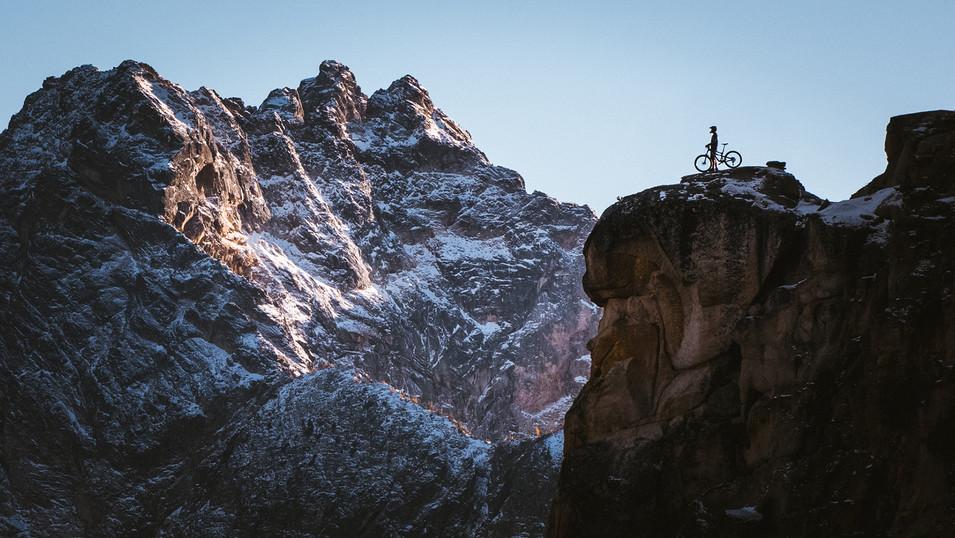 High Alpine Biking