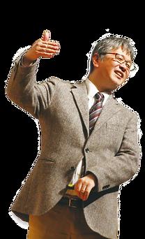 菅原 齋 名刺に使っている写真