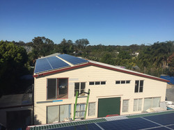 39.75 kW System in Oxenford