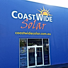 Coastwide Solar Retail Outlet