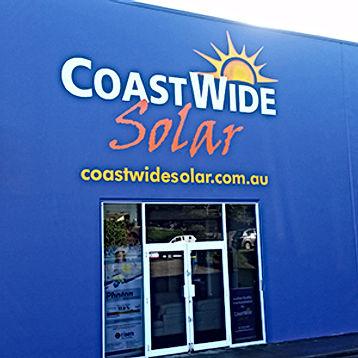 Coastwide Solar Retail Outlet