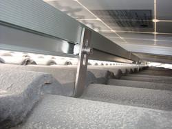 Anodised Aluminium Solar Mounting