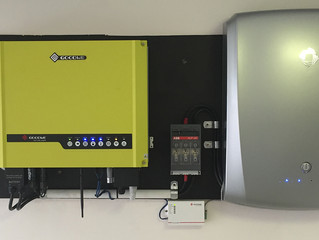 First GCL Battery Storage System Installed in Australia