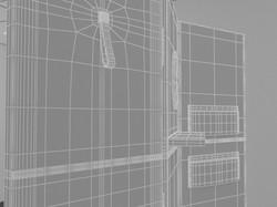 Folding Screen Detail