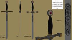 Rey Arturo - Prop Design