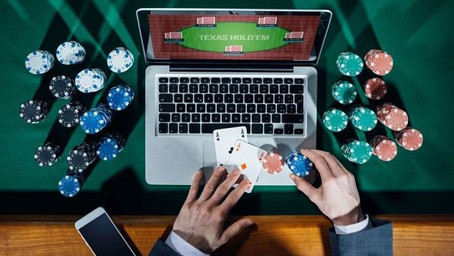 The world of online casinos