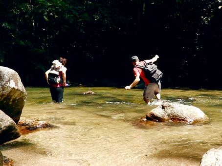 Trekking au Chilling Waterfall - Malaisie