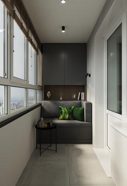 46 балкон при кабинете вид1.JPG