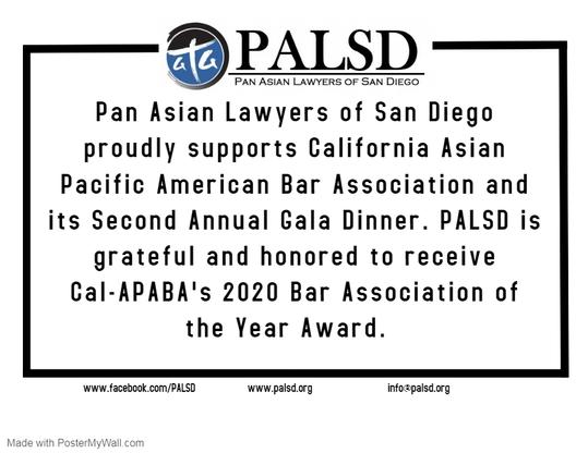 Cal-APABA Annual Gala