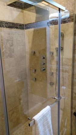 Multi-sprayer Shower Installation