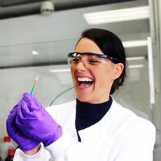 Dr. Dominique Piché, Senior Scientist
