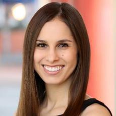 Rebecca Sadwick, Director of Marketing
