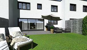 Appartement 3.5 pièce à Bex, vente sur plan, projet autorisé, rez-de-jardin