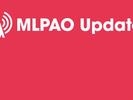 MLPAO Update: Allied Health Professional Development Fund
