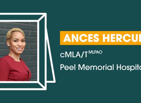 Member Profile: Ances Hercules