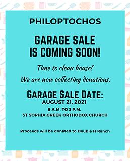 Philoptochos 2021 Garage Sale Website tile.png