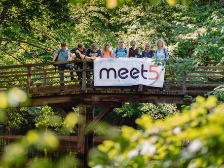 Fotoshooting bei Meet5