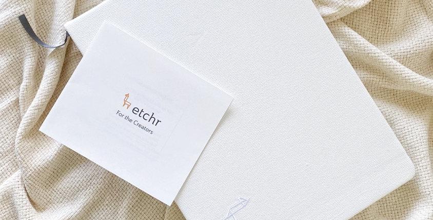 Etchr Sketchbook A4 Cold Press