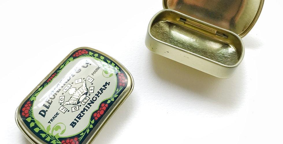 D.Leonardt & Co. Tin Box
