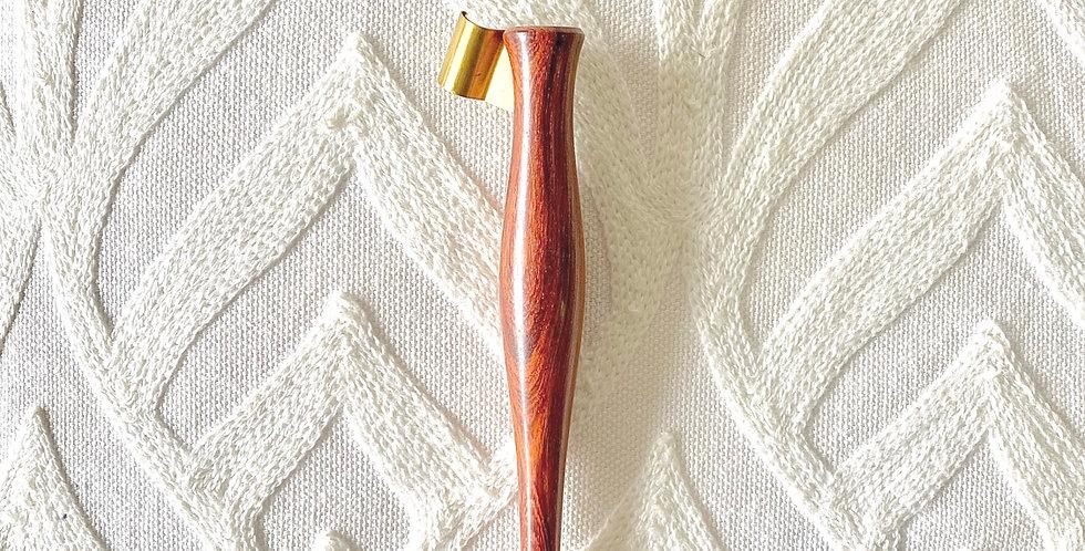 Carrot Pen Holder