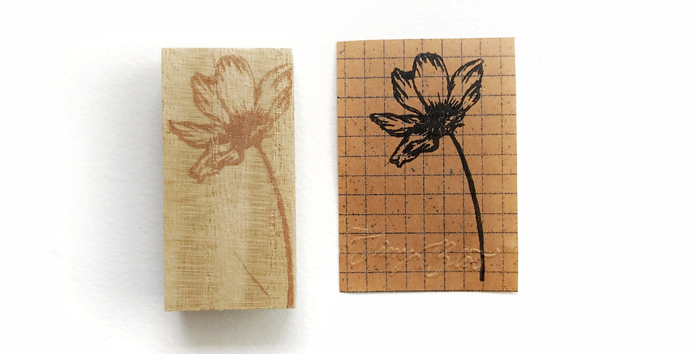 The Tiny Blot Rubber Stamp Series 1: Cosmos