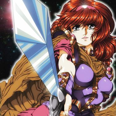 Phantasy Star Alis Landale