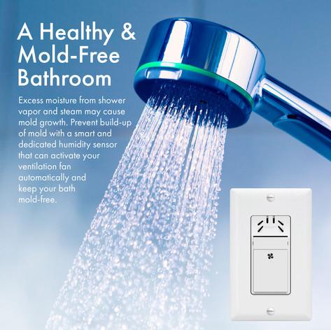 Topgreener Humidity Switch