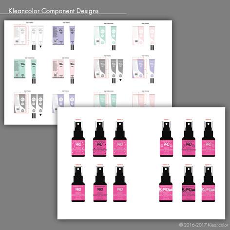 Kleancolor Components 1