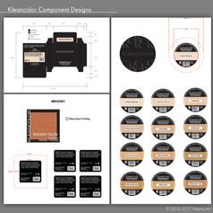 Kleancolor Components 2