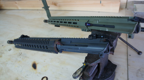 Complete Ar 15 Upper Receiver