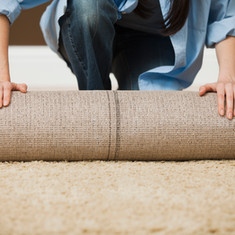 Daily carpet care