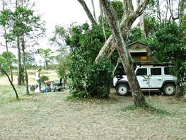 Jennifer McVeigh Recalls Camping Wild on her Honeymoon in Kenya and Tanzania