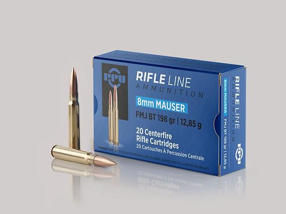 Riffilskot 8x57 Mauser