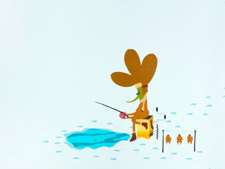 Особенности Брокколиной рыбалки