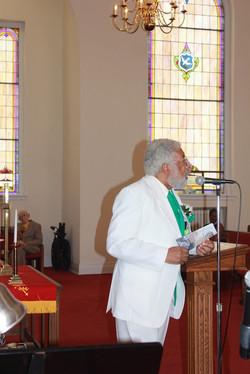 Pastor & Mrs. Mearite's Anniversary