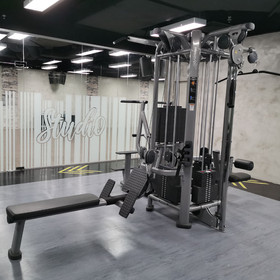 Home Dungeon Gym Fitness Studio