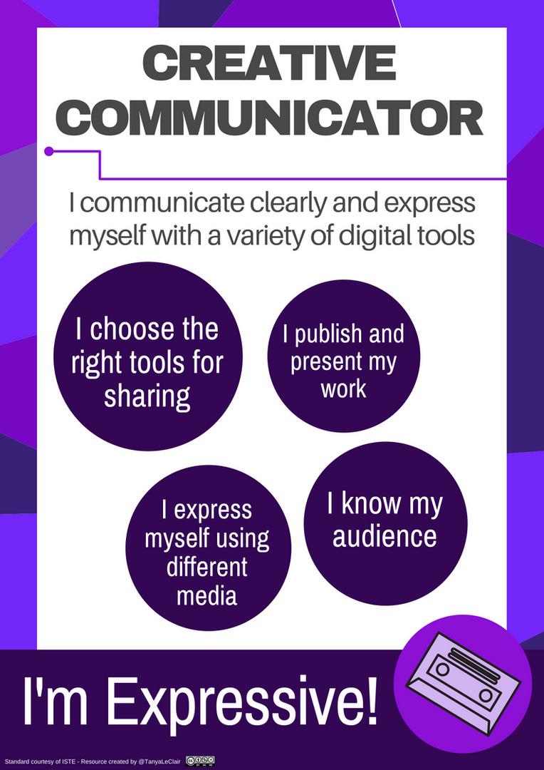 Creative Communicator