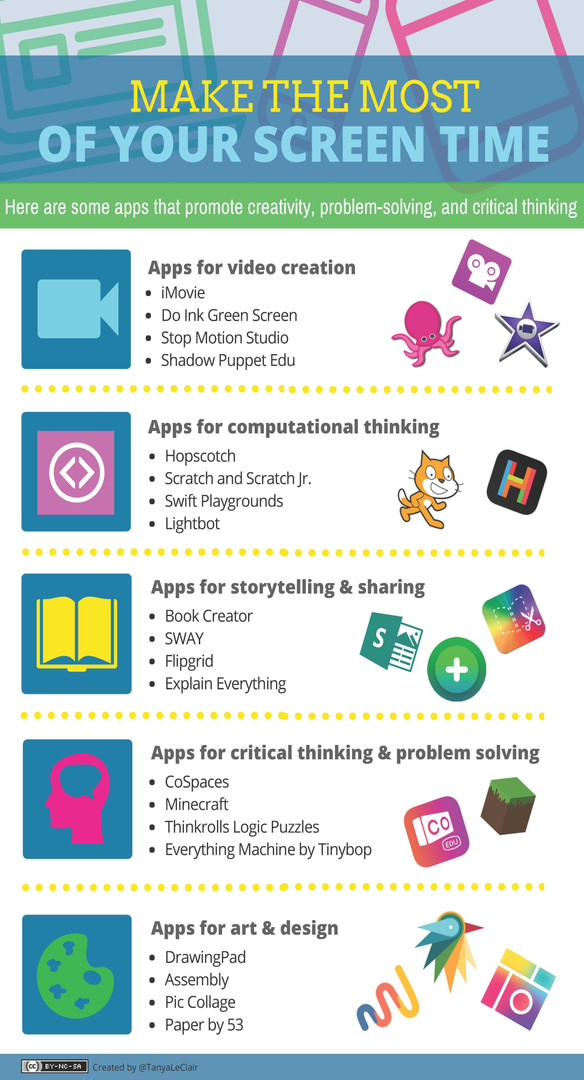 Make the Most of Screen Time