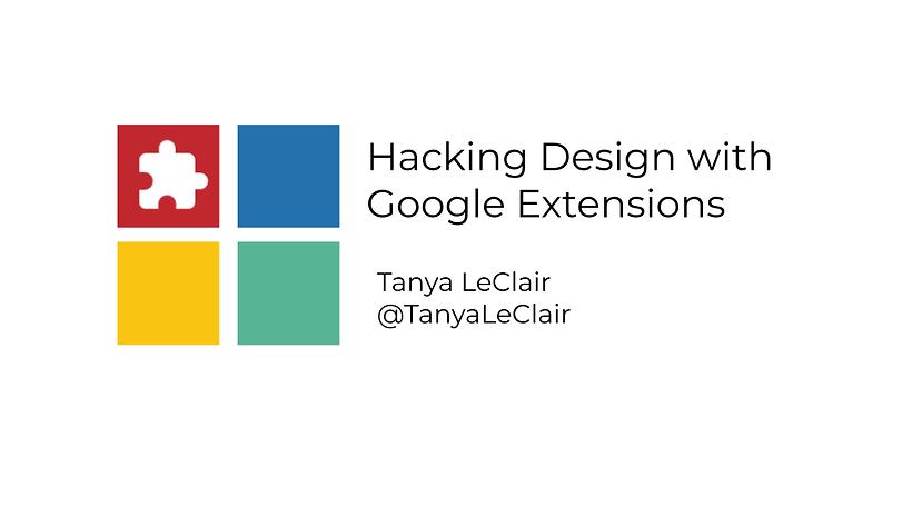 Sparkcamp - Chrome Extensions for Design